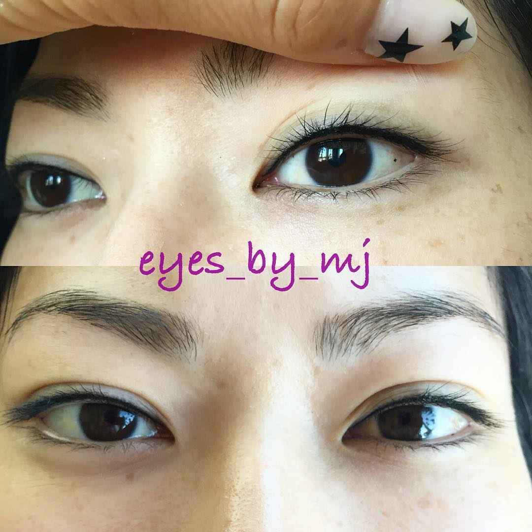 Certified Cosmetic Tattoo Eyelash Extensions Artist